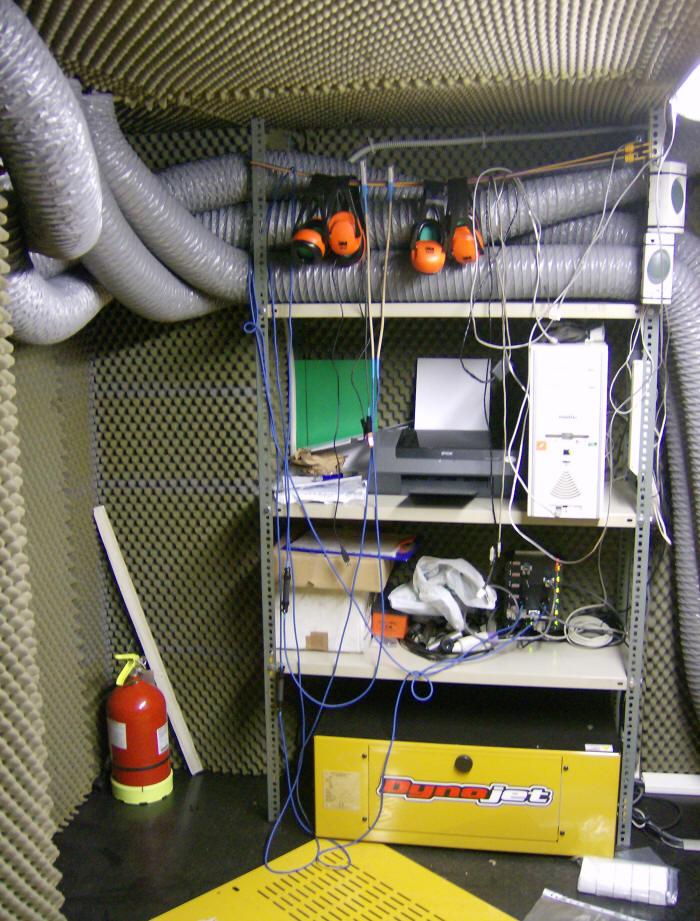 Computer e elettronica di supporto